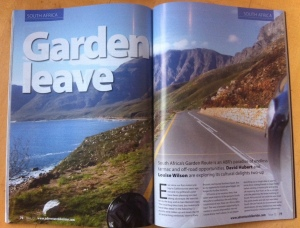 The Garden Route article