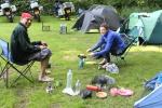 Campsite fun